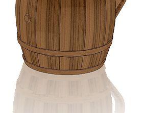 Barrel Mug 3D print model