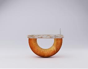 Doughnut Seesaw 3D asset