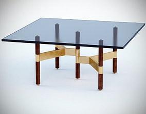 Helix Coffee Table 3D