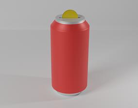 3D print model Soda Can Bank
