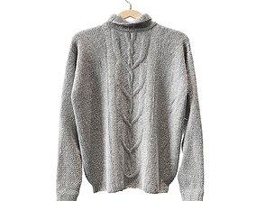 Sweater 1 3D model