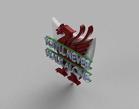 Liverpool Logo 3D printable model