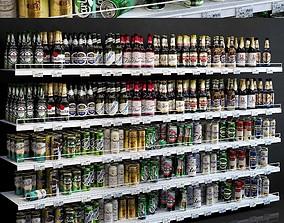 3D asset Showcase 012 Alcohol