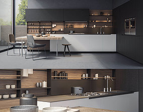 3D Kitchen Poliform PHOENIX