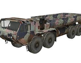 HEMTT Military Truck 3D asset