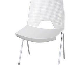 Workspace strike chair 3D