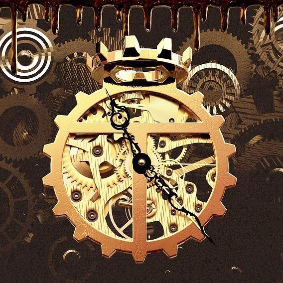 Clockwork Wallpaper