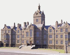 Victorian manor 3D