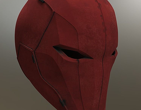 Red Hood Helmet Injustice 2 3D printable model