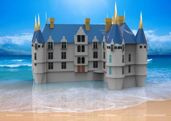 Walt Disney Dream Castle