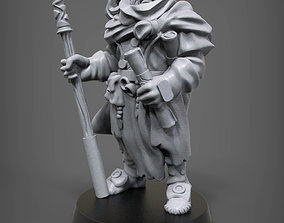 3D print model Hobgoblin Wizard