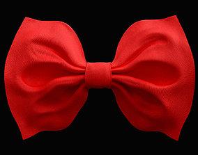 3D model Fabric Bow