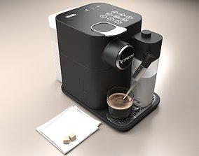 3D Nespresso Gran Lattissima EN650B by DeLonghi