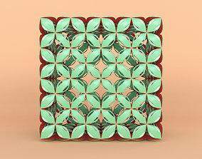 pattern cube 3D model
