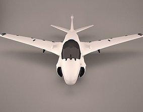 Northrop Grumman EA-6B Prowler 3D model