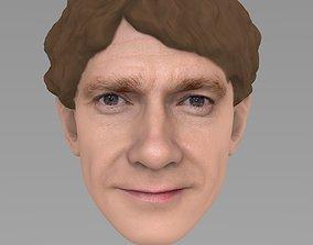 3D model Bilbo Baggins Martin Freeman Hobbit