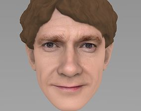 3D model Bilbo Baggins Martin Freeman Hobbit