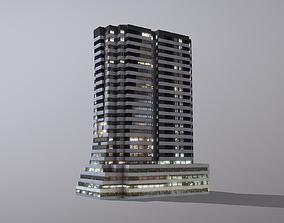 3D asset Building Erevan Avnik