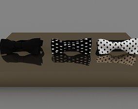 cordage bow tie 3D
