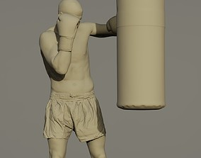 kick boxer 3D