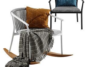 Varaschin Smart armchair 3D
