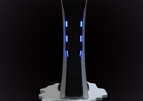 Futuristic Skyscraper....