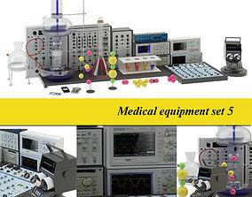 Lab equipment 5 3D