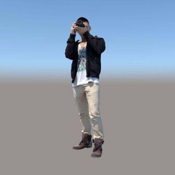 PERSONA 3D