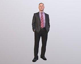 Rd424 - Male Standing 3D model