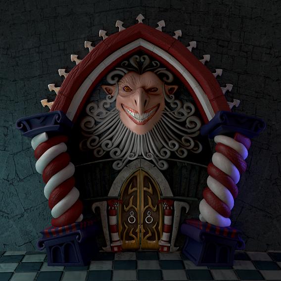 Joker Gate