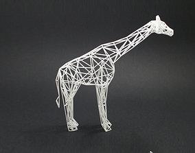 3D printable model Digital Safari- Giraffe