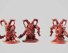 3D printable model Ivan the dwarf