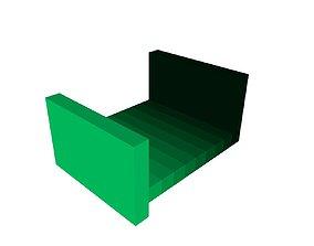 Business Card Holder 3D print model holder