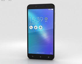 Asus Zenfone 3 Max ZC553KL Titanium Gray 3D