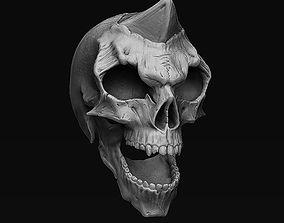 Evil Scull 3D model