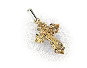 religious Krest-cross 3D printable model
