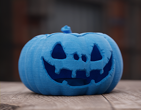 Amazing Pumpkin 002 3D printable model