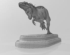 3D print model Dinosaur sculpture