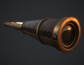 Spyglass 3D asset