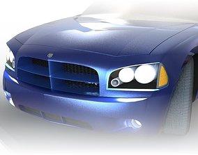 Dodge Charger SRT8 3D
