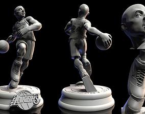 Kobe Bryant Lakers 3D printable model