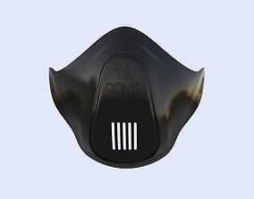 3D print model COVID-19 Mask