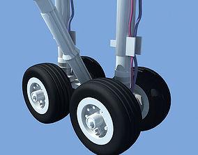 Landing Gear 3 3D model