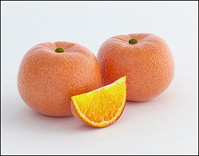mandarin 3D