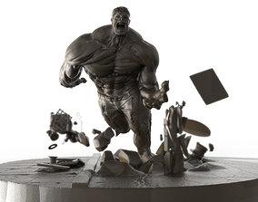 Incredible Hulk 3D printable model