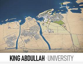 3D model King Abdullah University