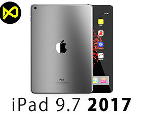 3D Apple iPad Pro 97 Inch Wifi Space Grey