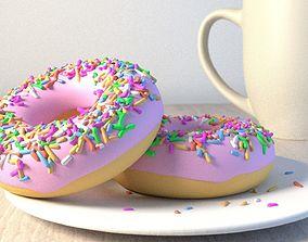 doughnut 3D