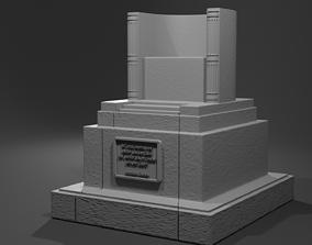 Lincoln Throne 3D printable model