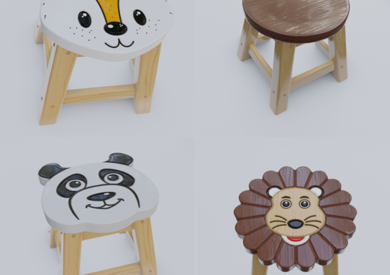 Сhildren's chairs